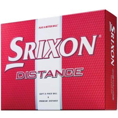 Distance Golfbolde fra Srixon